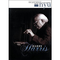 Hal Leonard Barry Harris - The Jazz Master Class Series From NYU (DVD) (320784)