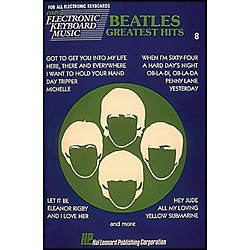 Hal Leonard Beatles Greatest Hits EKM 8 (243061)