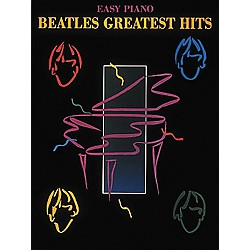 Hal Leonard Beatles Greatest Hits For Easy Piano (490364)