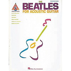 Hal Leonard Beatles for Acoustic Guitar Tab Book (694832)