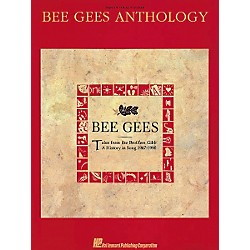 Hal Leonard Bee Gees Anthology Piano, Vocal, Guitar Songbook (490567)