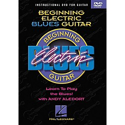 Hal Leonard Beginning Electric Blues Guitar (DVD) (320409)
