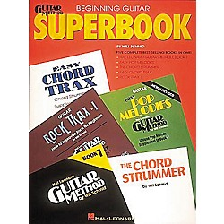 Hal Leonard Beginning Guitar Superbook (697207)