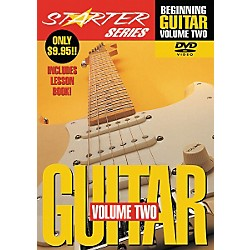 Hal Leonard Beginning Guitar Volume 2 (DVD) (320417)