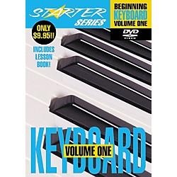 Hal Leonard Beginning Keyboard Starter Series Volume 1 DVD (320328)