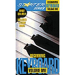 Hal Leonard Beginning Keyboard Video Starter Package Volume 1 (320053)