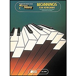 Hal Leonard Beginnings For Keyboards Book C E-Z Play Today (100318)