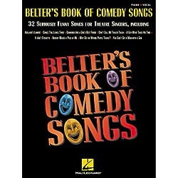 Hal Leonard Belter's Book of Comedy Songs (740126)