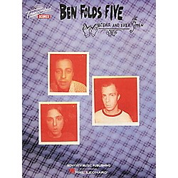 Hal Leonard Ben Folds Five - Whatever and Ever Amen Book (672428)