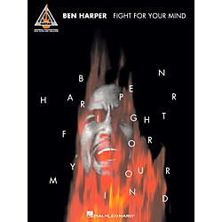 Hal Leonard Ben Harper - Fight For Your Mind Guitar Tablature Songbook (691018)
