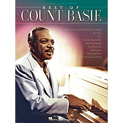 Hal Leonard Best Of Count Basie for Piano/Vocal/Guitar (109306)