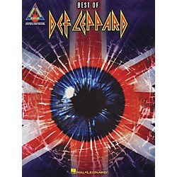 Hal Leonard Best Of Def Leppard Guitar Tab Songbook (690784)