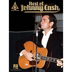 Hal Leonard Best Of Johnny Cash Guitar Tab Songbook (691079)