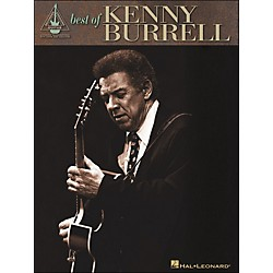 Hal Leonard Best Of Kenny Burrell Tab Book (690678)