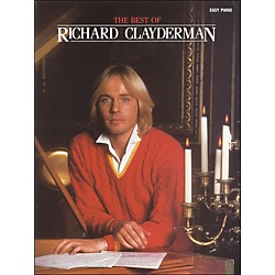 Hal Leonard Best Of Richard Clayderman For Easy Piano (356388)