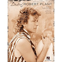 Hal Leonard Best Of Robert Plant PVG Songbook (307206)