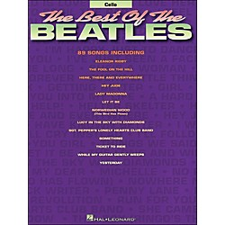 Hal Leonard Best Of The Beatles Cello (842118)