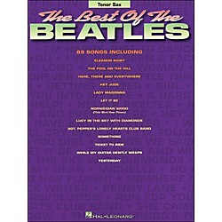 Hal Leonard Best Of The Beatles Tenor Sax (842115)