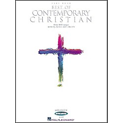 Hal Leonard Best of Contemporary Christian Fake Book (240152)