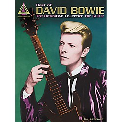 Hal Leonard Best of David Bowie Guitar Tab Book (690491)