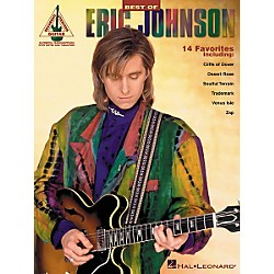 Hal Leonard Best of Eric Johnson Guitar Tab Songbook (690660)
