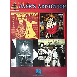 Hal Leonard Best of Jane's Addiction Guitar Tab Songbook (690652)