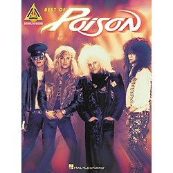 Hal Leonard Best of Poison Guitar Tab Songbook (690789)