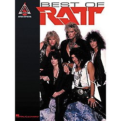 Hal Leonard Best of Ratt Guitar Tab Songbook (690426)