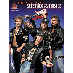 Hal Leonard Best of Scorpions Guitar Tab Songbook (690566)