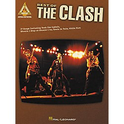Hal Leonard Best of The Clash Guitar Tab Book (690162)