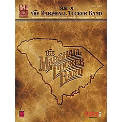 Hal Leonard Best of The Marshall Tucker Band Guitar Tab Book (2500305)