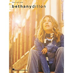 Hal Leonard Bethany Dillon Piano, Vocal, Guitar Songbook (306636)