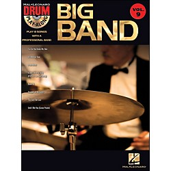 Hal Leonard Big Band - Drum Play-Along Volume 9 Book/CD (699833)
