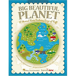 Hal Leonard Big Beautiful Planet Teacher Edition (9971443)