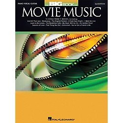 Hal Leonard Big Book of Movie Music Piano, Vocal, Guitar Songbook 2nd Edition (311582)