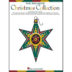 Hal Leonard Big Note Piano Christmas Collection (310895)