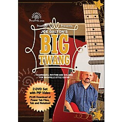 Hal Leonard Big Twang - Instructional Guitar 2-DVD Pack Featuring Joe Dalton (320846)