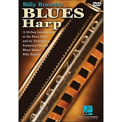 Hal Leonard Billy Branch's Blues Harp (DVD) (320662)