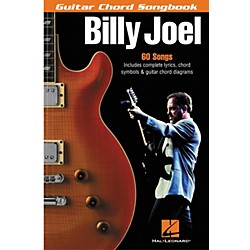 Hal Leonard Billy Joel Guitar Chord Songbook (699632)