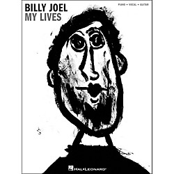Hal Leonard Billy Joel My Lives arranged for piano, vocal, and guitar (P/V/G) (306790)