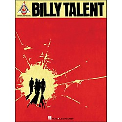 Hal Leonard Billy Talent Tab Book (690835)