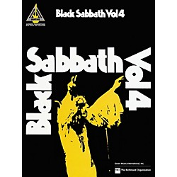 Hal Leonard Black Sabbath Vol. 4 Songbook (691045)