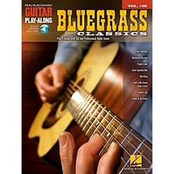 Hal Leonard Bluegrass Classics - Guitar Play-Along Volume 138 Book/CD (701967)