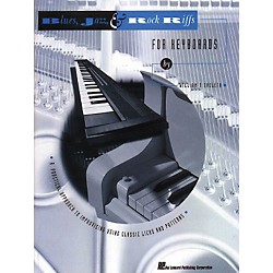 Hal Leonard Blues, Jazz, and Rock Riffs for Keyboard (221028)