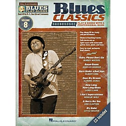 Hal Leonard Blues Classics - Blues Play-Along Volume 8 Book/CD (843177)