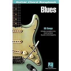 Hal Leonard Blues Guitar Chord Songbook (699733)