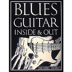 Hal Leonard Blues Guitar Inside And Out (2509190)