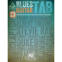 Hal Leonard Blues Guitar Tab Songbook (691093)