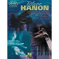 Hal Leonard Blues Hanon Keyboard Book (695708)