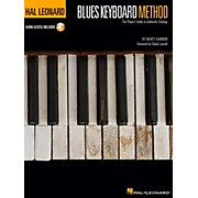 Hal Leonard Hal Leonard Blues Keyboard Book/Audio Online